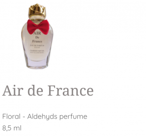 Set miniparfumuri Charrier Collection  Luxe6