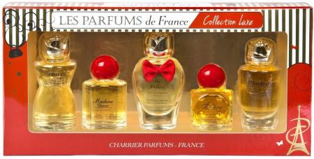 Set miniparfumuri Charrier Collection  Luxe7