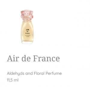 Set miniparfumuri Romance de France3