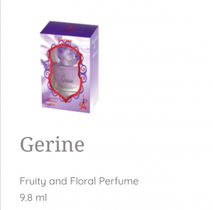 Set miniparfumuri Collection6
