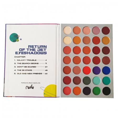 Trusa Fard 35 Culori Book4 [0]