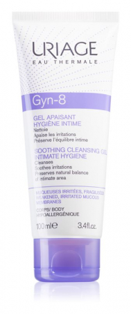 Gel intim Uriage Gyn-8 100ml1