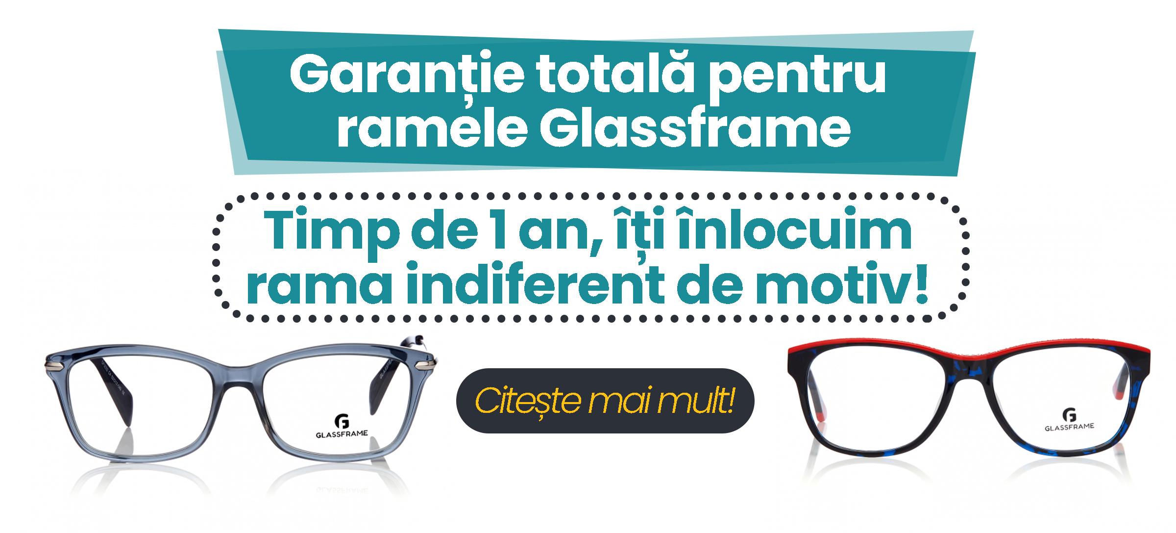 Garantie Totala Glassframe