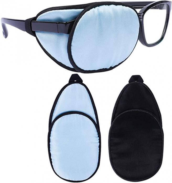 Ocluzor copii, ocluzor, ocluzor ambliopie, ocluzor glassframe, ocluzor matase, ocluzor pentru ochelari copii [0]