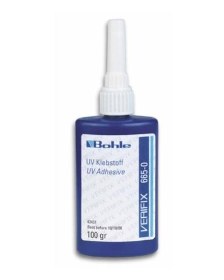 Adeziv UV sticla/sticla 0