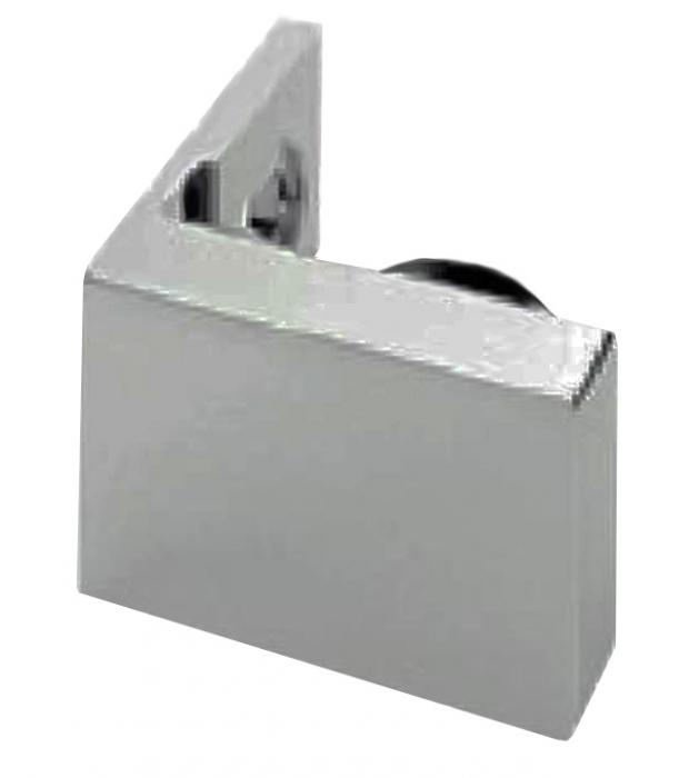 Conector cabina dus perete/sticla 90° BH250 0