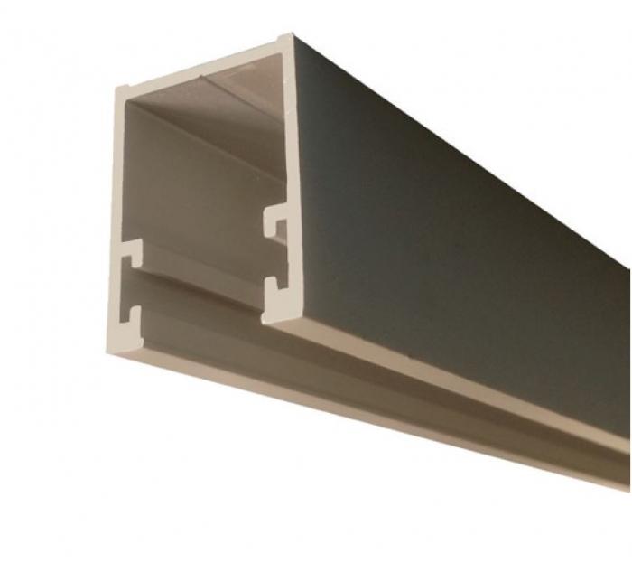 Profil monobloc superior sticla 10 mm 0