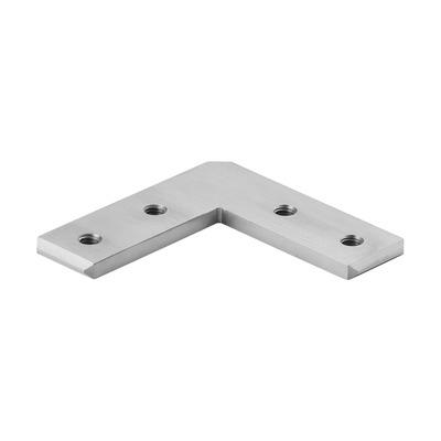 Conector 90° profil U/mana curenta Easy Glass® Hybrid 0