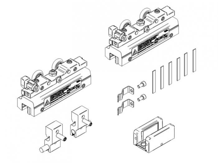 Set carucioare Dorma Muto M60 0