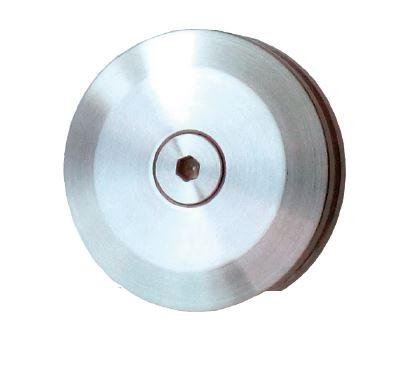 Conector rotund aliniere sticla Ø40 mm 0