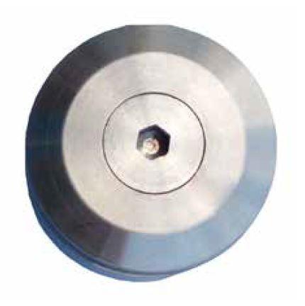 Prindere punctuala fixa fara gat Ø40x30 mm 0