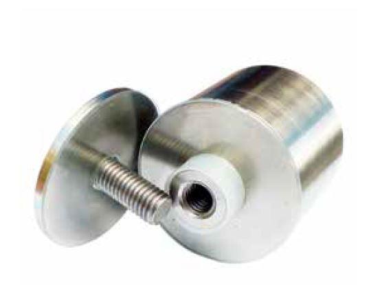 Prindere punctuala fixa cu gat Ø42x36 mm, tija M10 [0]