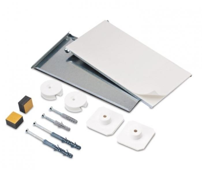 Set accesorii fixare mecanica oglinda max 1,6 m² 0