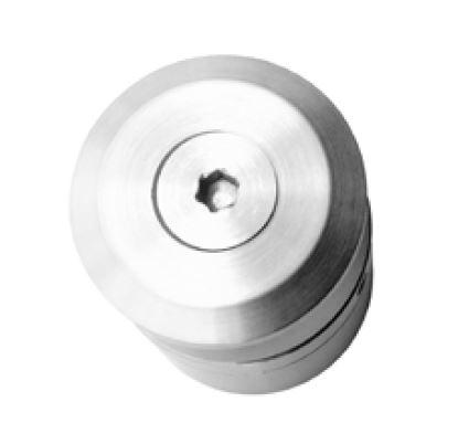 Prindere punctuala cu gat Ø50 mm reglabila 40-47 mm [0]