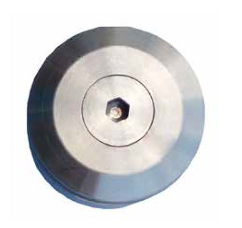 Prindere punctuala fixa fara gat Ø50x40 mm 0