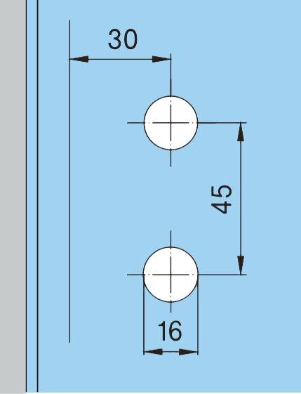 Balama incadrata Dorma Junior Office usa sticla 8-10 mm [3]