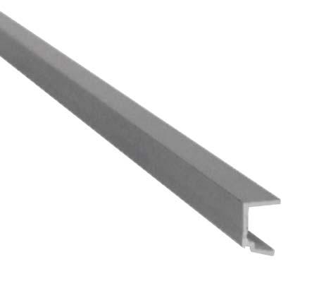 Bagheta profil parte fixa Dorma Alexa AT45 sticla 10-12 mm 0