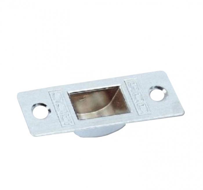 Contraplaca incuietoare de colt (pardoseala) 0
