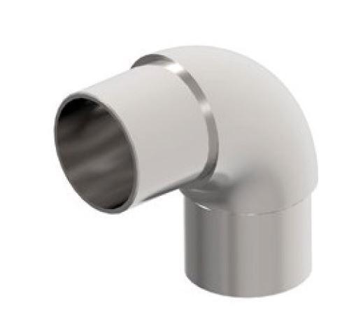 Imbinare fixa 90° mana curenta rotunda Ø42,4 mm 0