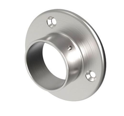 Flansa rotunda fixare perete mana curenta rotunda Ø42,4 mm 0
