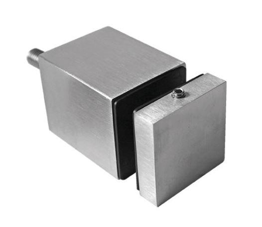 Conector sticla patrat 40x40/50 mm 0