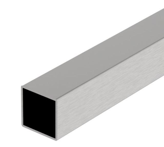 Mana curenta patrata 40x40 mm, L=3000 mm 0