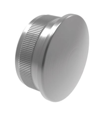 Capac capat semirotund mana curenta rotunda Ø42,4 mm 0