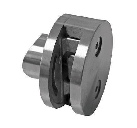 Clema simpla Ø60x28 mm fixare pe teava rotunda [0]