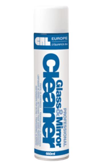 Spray cu aerosoli curatare sticla/oglinda [0]
