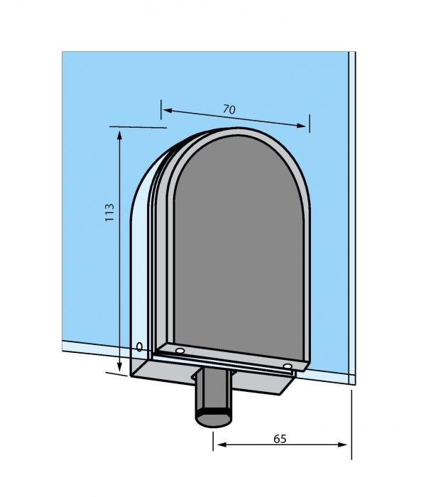 Zavor pardoseala pentru cilindru 1