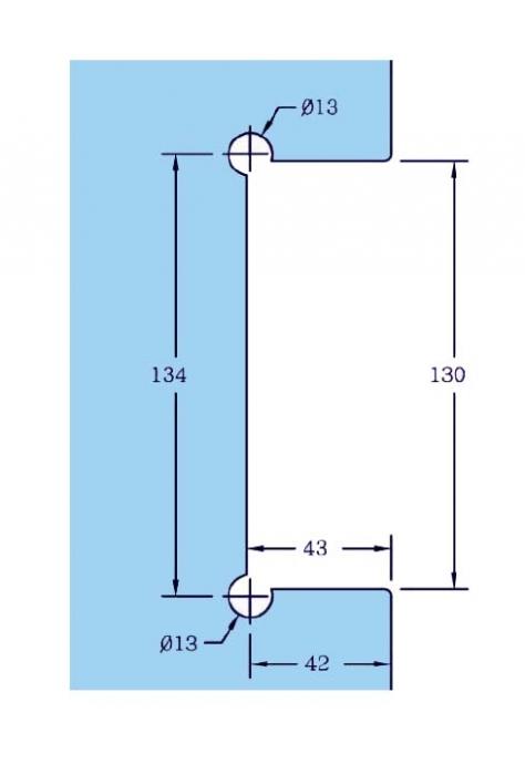 Incuietoare de centru GL 53 1