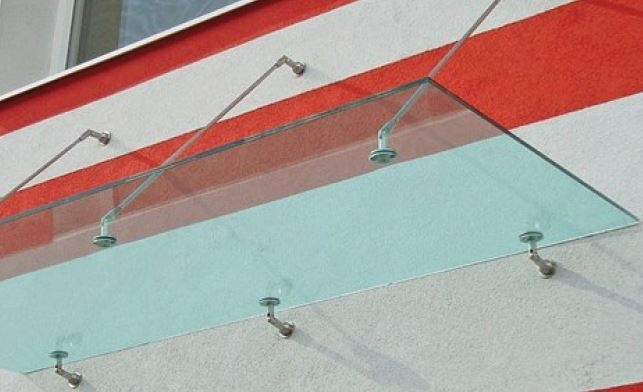 Set copertina cu tirant sticla 8-17,52 mm [0]