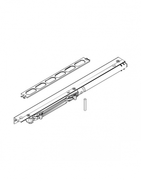 Amortizor unidirectional stanga/dreapta Levolan 120 [1]