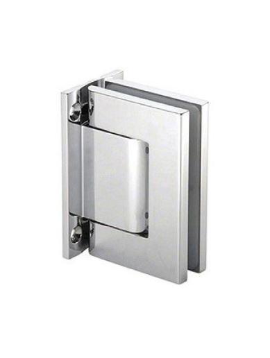 Balama hidraulica Biloba cu amortizare incorporata perete/sticla 0