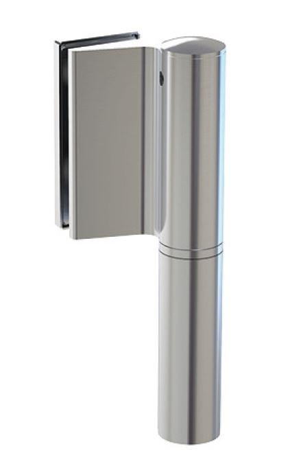 Balama hidraulica Biloba EVO cu blocare 90°/180° fixare pe perete 0