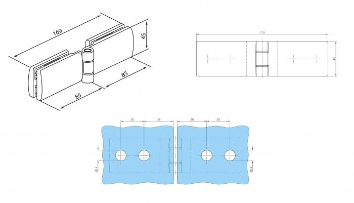 Balama sticla/sticla usa armonica [1]