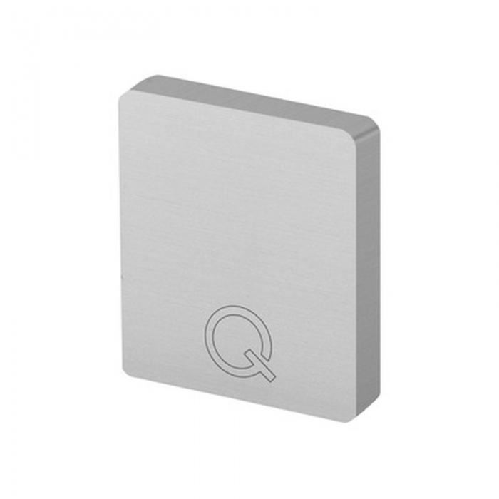 Capac capat profil mana curenta Easy Glass® Hybrid stanga-dreapta 0