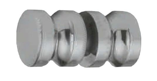 Buton PH102 usa cabina dus sticla 8-10 mm 0