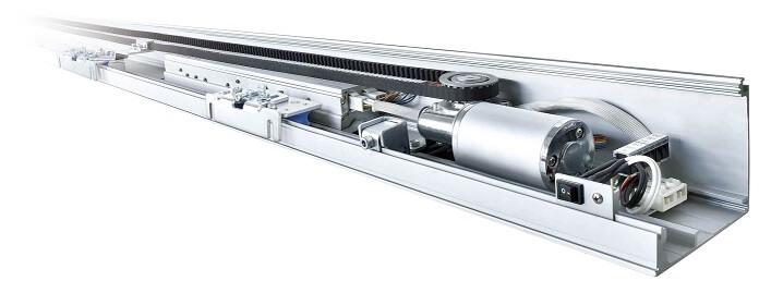 Sistem Dorma ES 200 EASY ST Flex 2 foi glisante 1
