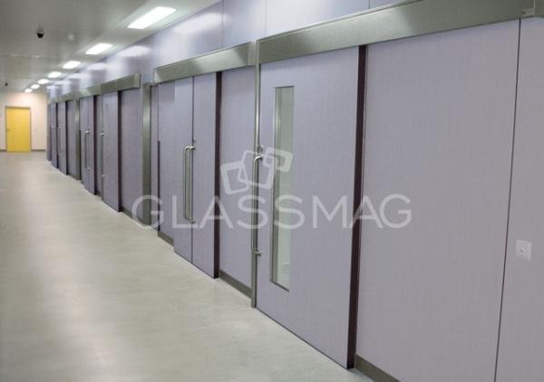 Sistem de actionare a usii glisante ES 400 Dorma 1