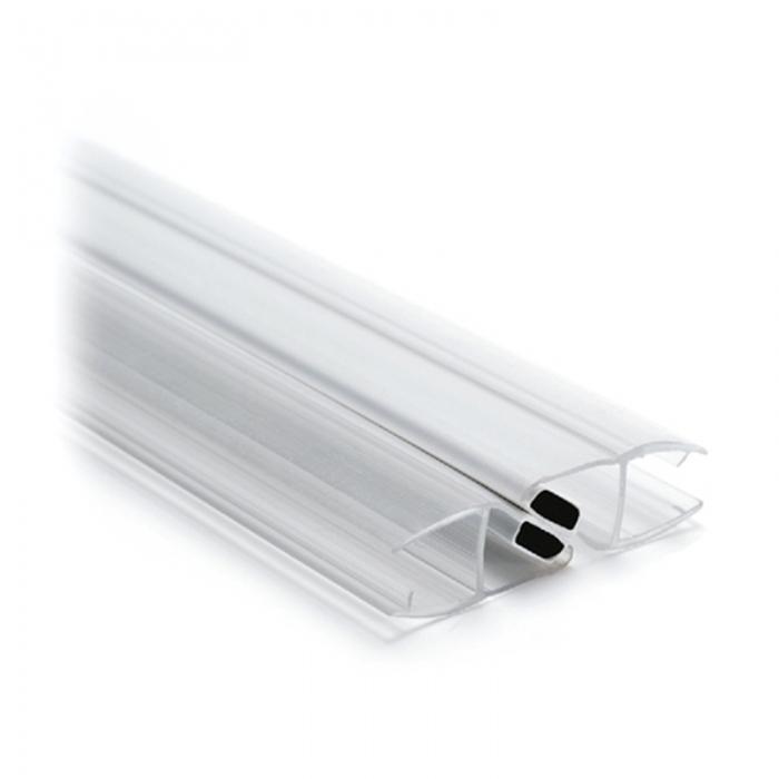 Garnitura magnetica 180° cabina dus sticla 8-10 mm 0