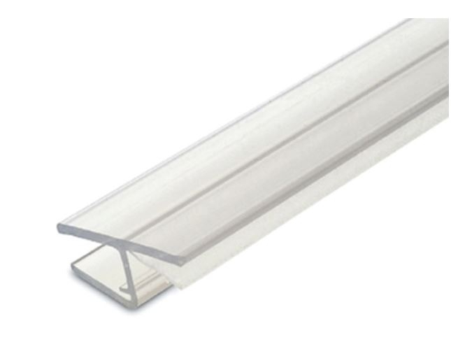 Garnitura rigida cu banda la 180° cabina dus sticla 8-10 mm 0