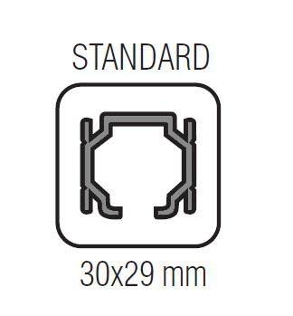 Profil glisare Standard EASY 80 1