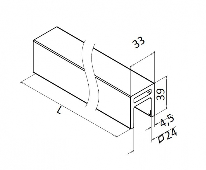Profil mana curenta Easy Glass® Hybrid [1]