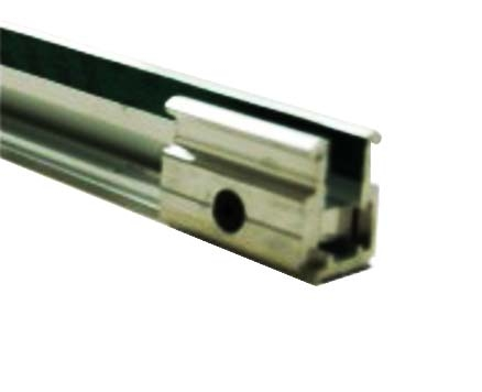 Profil perimetral sticla 10-12 mm 0