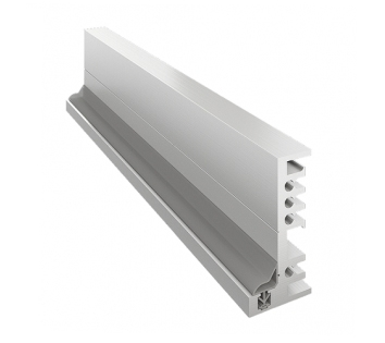 Profil toc zid usa sticla 8-10 mm 0
