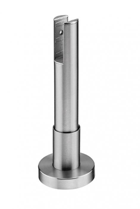 Picior reglabil 120-150 mm sticla/HPL 10-13 mm compartimentare toaleta 0