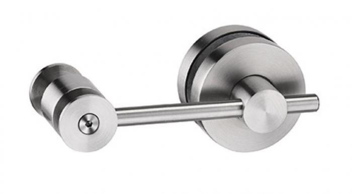 Incuietoare usa sticla/HPL 10-13 mm compartimentare toaleta 0