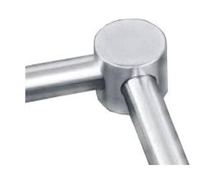 Conector 90° teava Ø25 mm compartimentare toaleta 0
