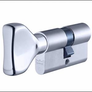 Cilindru baie Dorma pentru broasca usa sticla 8-10 mm0